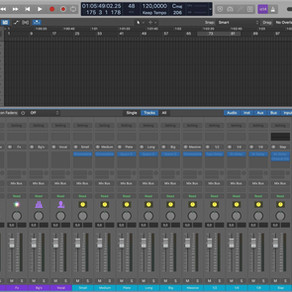 Free mixing template for Logic Pro and how to use it