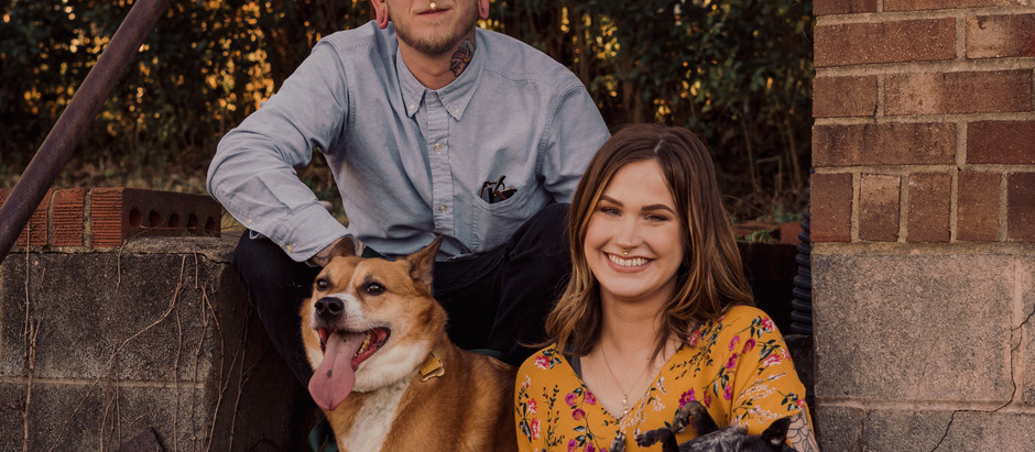Photo Session: Malcolm and Family