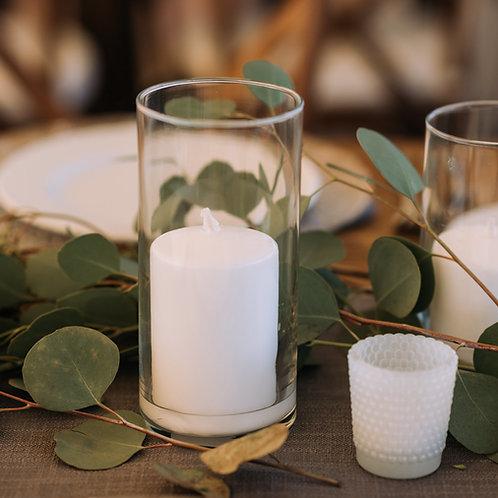 Cylinder Candle Set