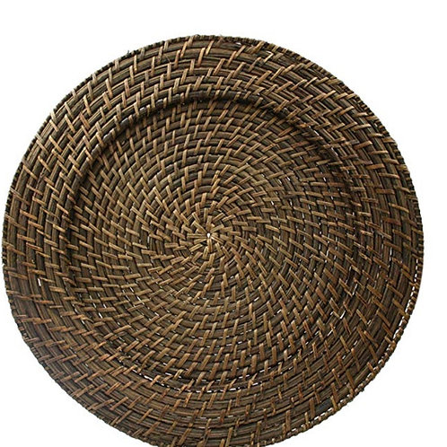 Rattan Charger