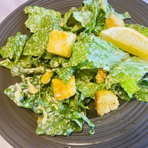 Quick & Easy Caesar Salad Dressing