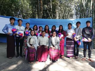 Myanmar Bound 2019