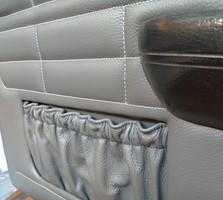 Panneau de porteConception d'un panneau de porte pour VW Karman