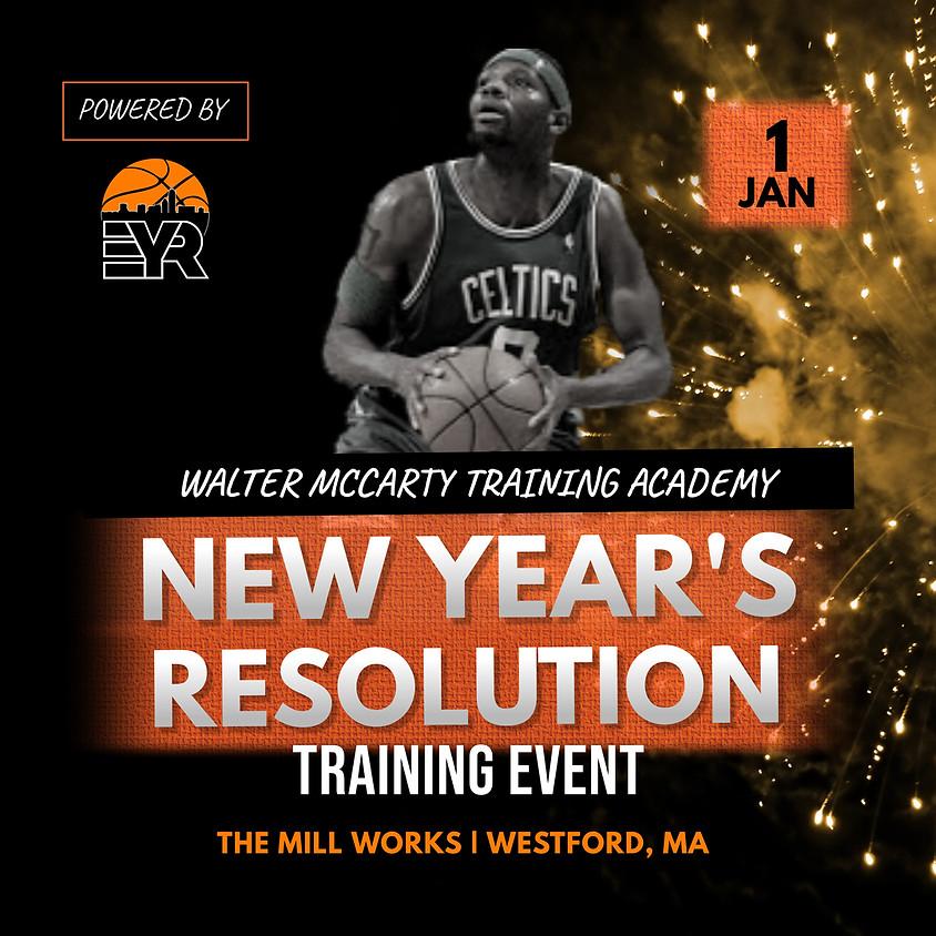 WMTA New Years Resolution Training Event