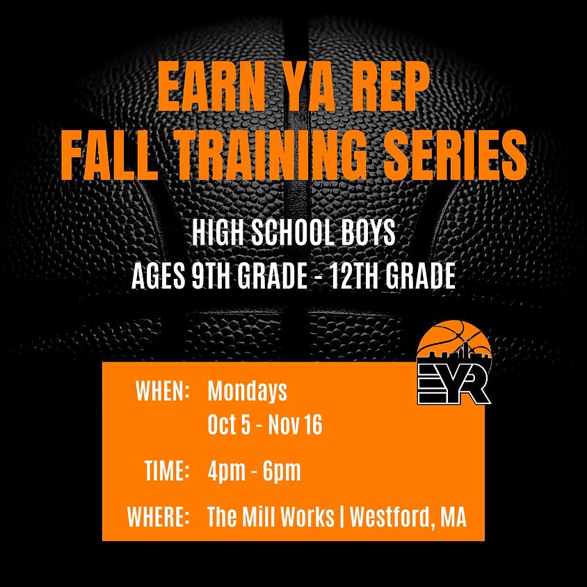 Fall Training Series: High School Boys