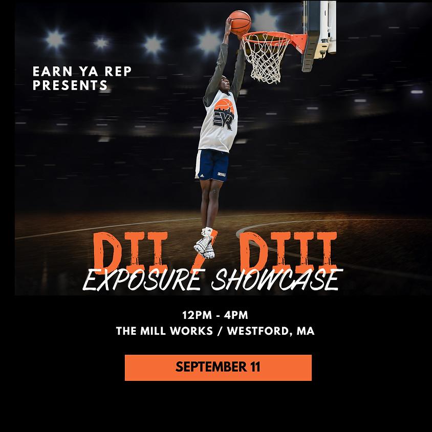 Earn Ya Rep DII/DIII Showcase