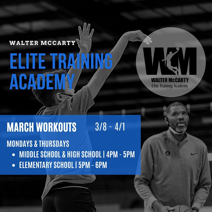 Walter McCarty Elite Training Academy