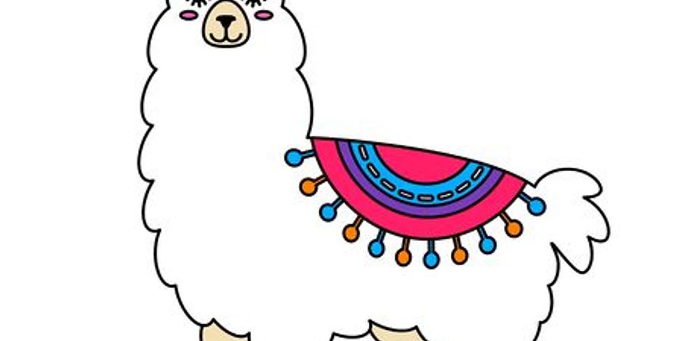 Alpaca Storytime