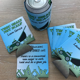 Business Koozies They'll Keep