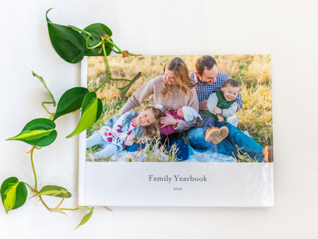 6 Easy Steps to Creating an Annual Family Photo Book