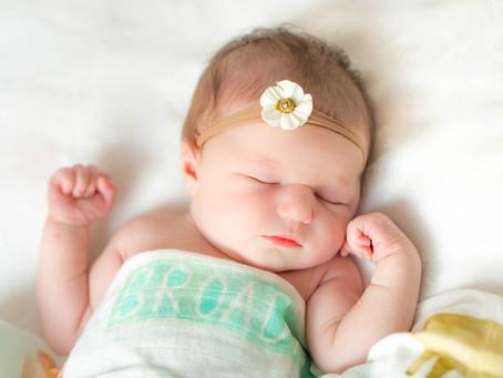 Welcome Ali Joy! | Lancaster, PA Newborn Photographer