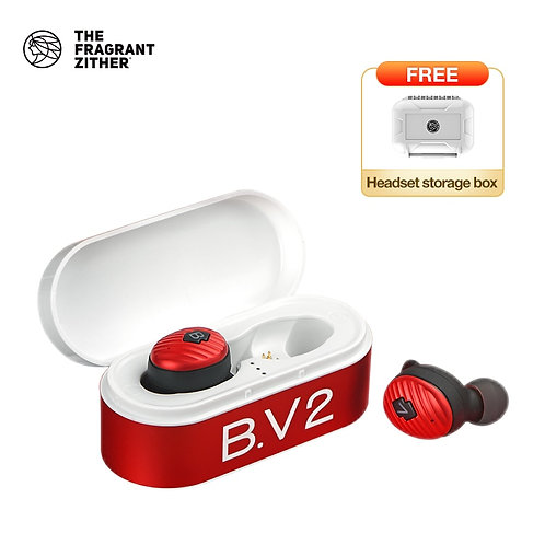 TFZ/ B.V2 TWS Ture Wireless Earphone Bluetooth 5.0 With Charge Case