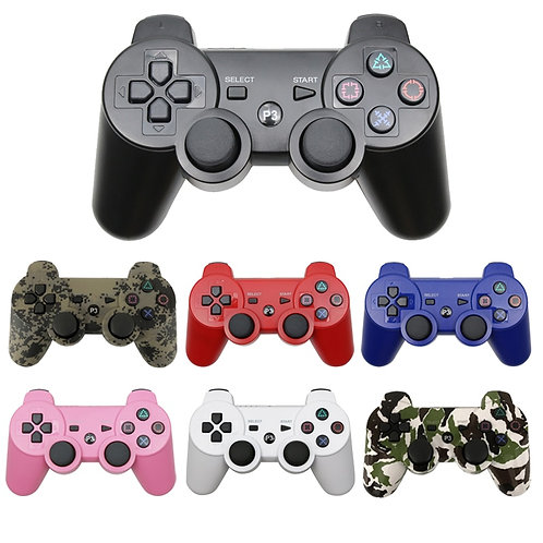 For SONY PS3 Controller Bluetooth Wireless Gamepad for Play Station 3