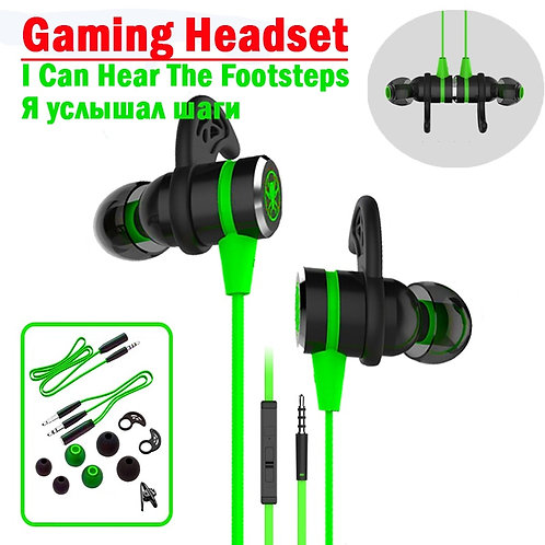 G20 Hammerhead Gaming Headset with Stereo Bass and  Microphone.