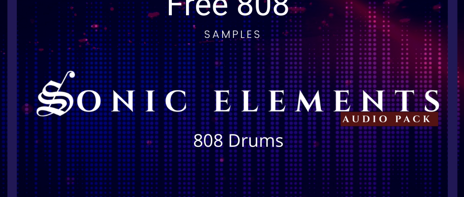 Sonic Elements 808 Sample Pack