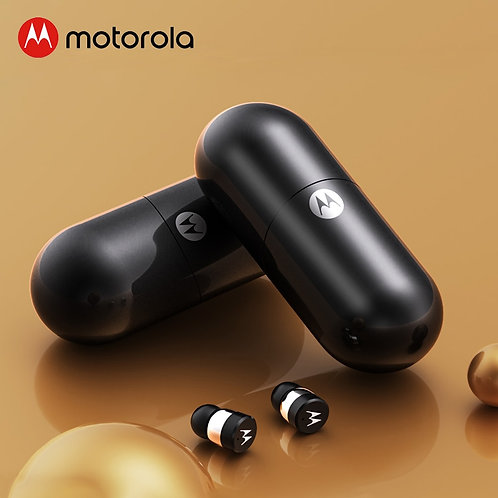 Motorola Vervebuds 400 Bluetooth 5.0 Earphones Touch Control Smart Voice