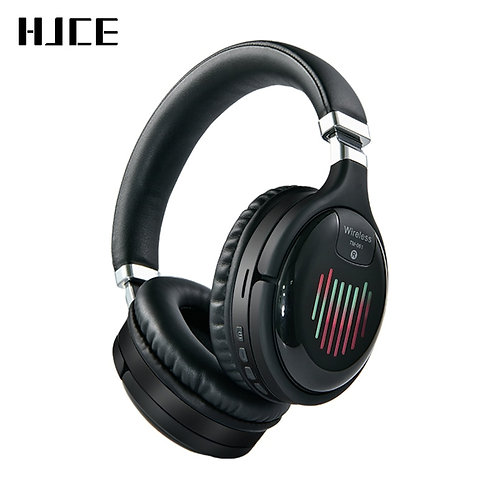 True Wireless Headphones 3D Stereo Bluetooth Headset Foldable Gaming Earphone