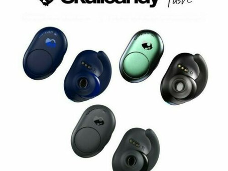 Top 3 SkullCandy Bluetooth Earphones to have This Christmas!