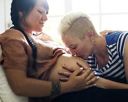 A pregnant lesbian woman.jpg