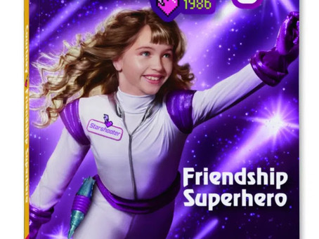Courtney: Friendship Superhero Review