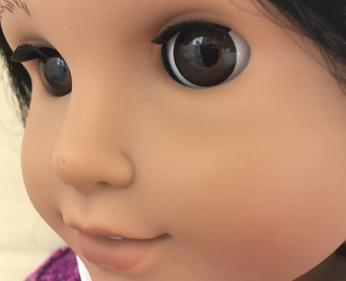Truly Me #65, American Girl Doll 65, Truly Me Doll, American Girl Doll, Just Like You 65