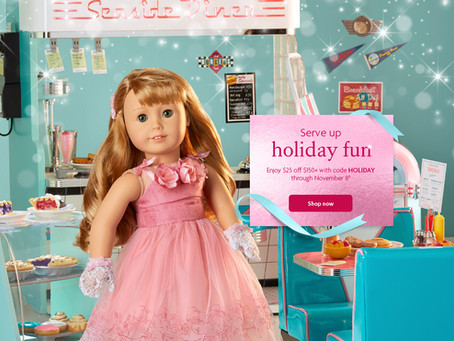 American Girl Holiday Sale