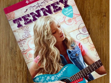 Tenney Book Cover!