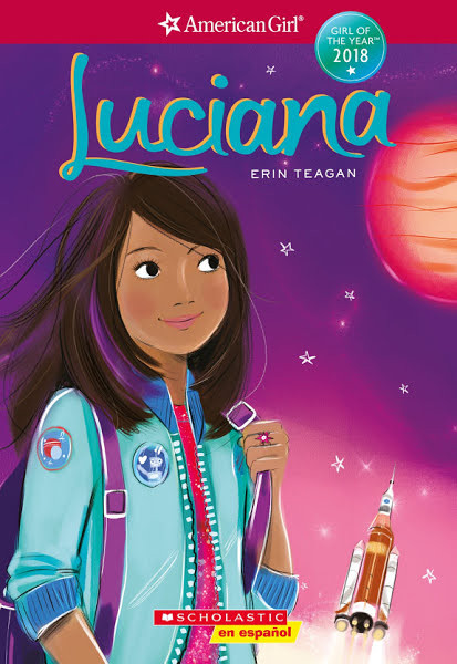 girl of the year 2018, american girl of the year 2018, goty 2018, luciana vega, american girl luciana, goty 2018 luciana, luciana braving the deep, luciana out of this world
