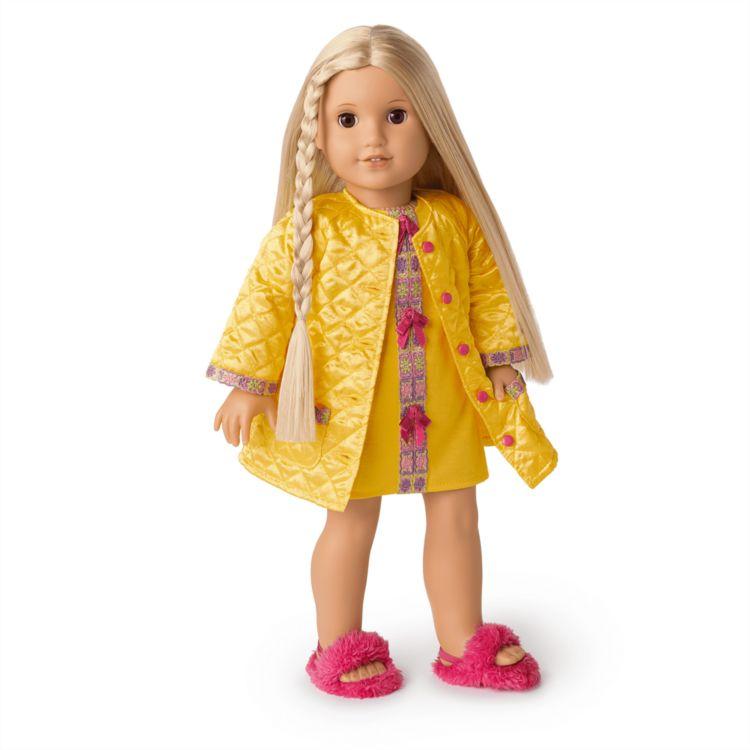 Julie's Pajamas and Robe- $36