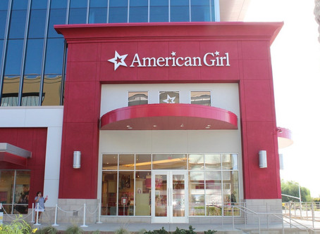 American Girl Scottsdale Closed