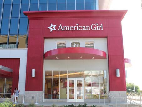 American Girl Scottsdale Closed