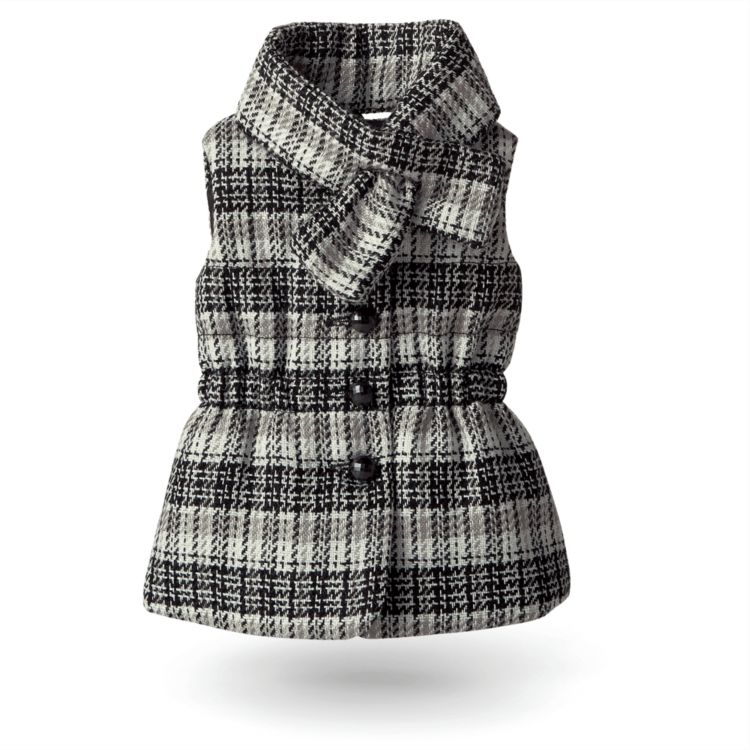 Snow Much To See Winter Vest- $18
