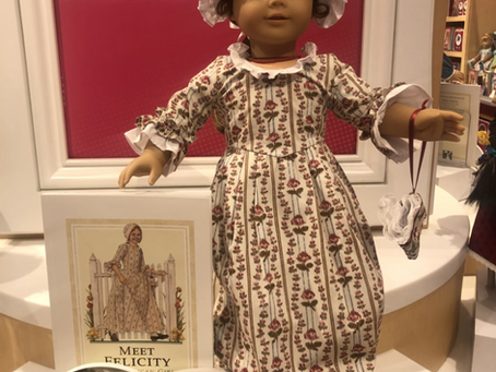 American Girl 35th Anniversary Dolls In Store!