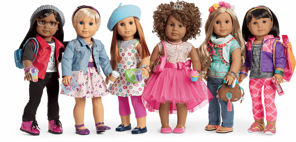 American Girl Create Your Own,Americ