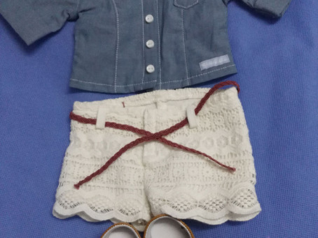 Tenney Grant American Girl Contemporary Outfit Leak!