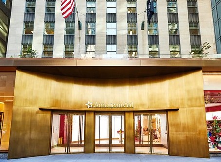 American Girl New York Closure October 20-21