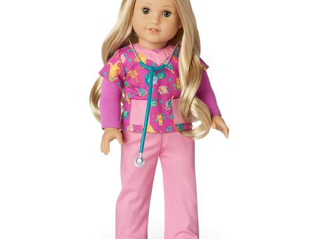 New American Girl Kira Bailey Items!