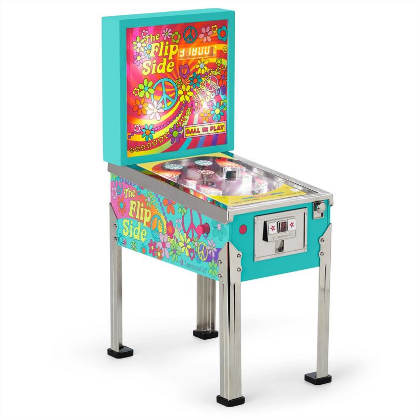 Julie's Pinball Machine- $150