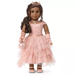 American Girl Winter Princess Brunette Doll Sold Out