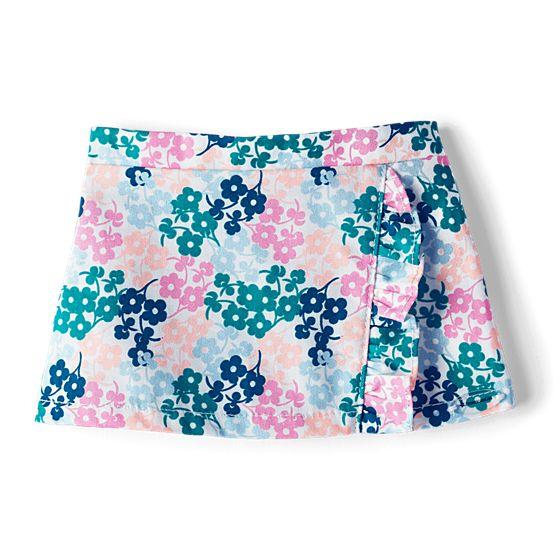 Cherry Blossom Skirt- $10