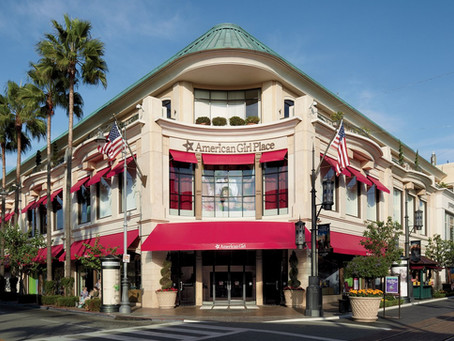 American Girl Los Angeles Temporarily Closed