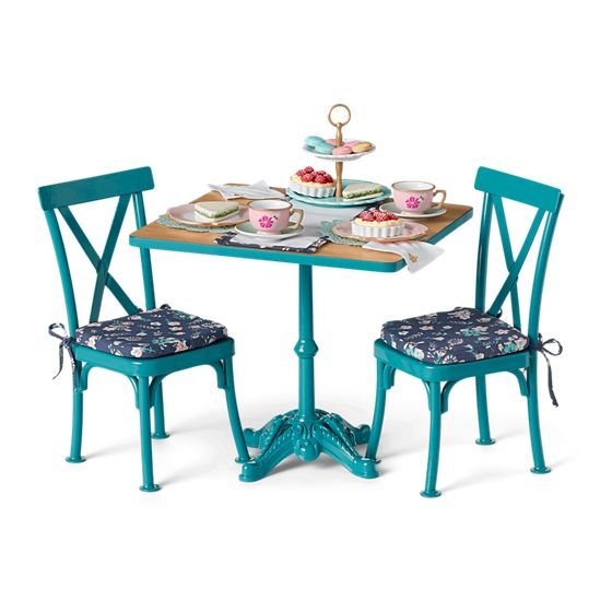 Teatime Table & Chairs- $100