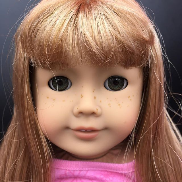 Meet Danielle- number 38! I got more dolls, but they will be shipped to me