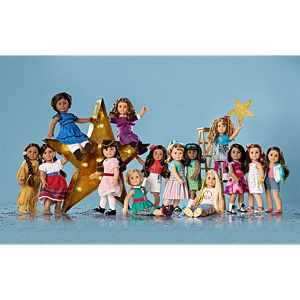 American Girl Poster Special Offer