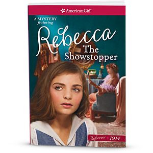 AG Book Review: The Showstopper- A Rebecca Mystery!
