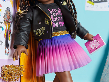 Everything About American Girl Doll Makena Williams