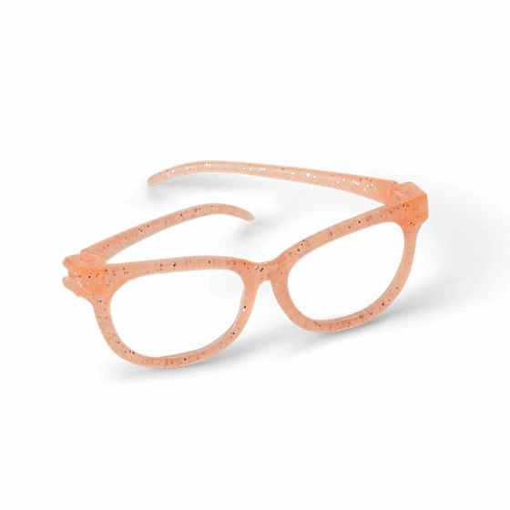 Rose Gold Glasses- $10