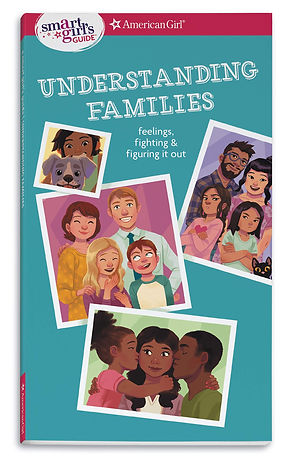 A Smart Girl's Guide: Understanding Families Cover!