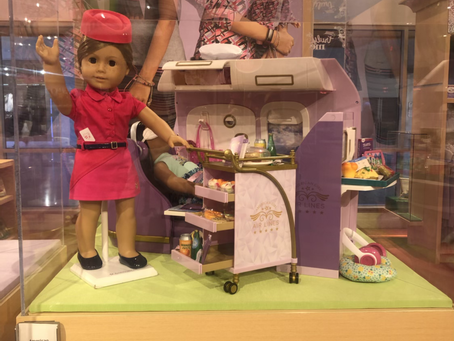American Girl February Release Pictures Part 1: Courtney and Airlines