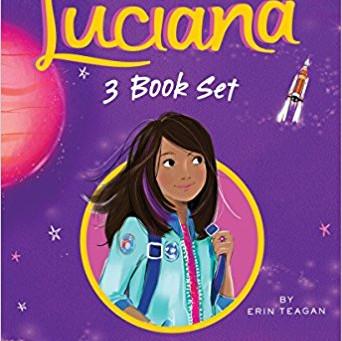 Luciana Boxed Set Artwork!